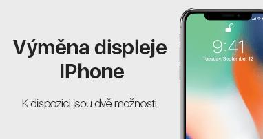 Výměna displeje iPhone