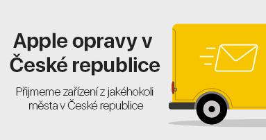 Apple opravy v české republice