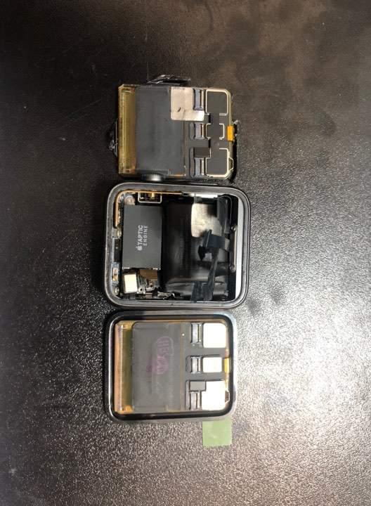 Oprava Apple watch