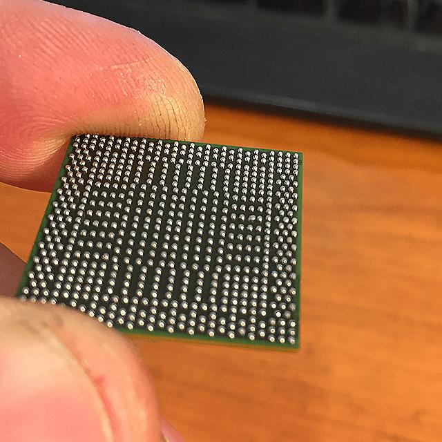Reball GPU Apple iMac