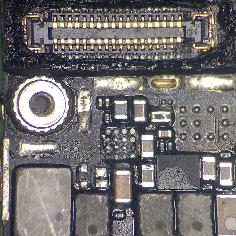 iphone 6s oprava podsviceni
